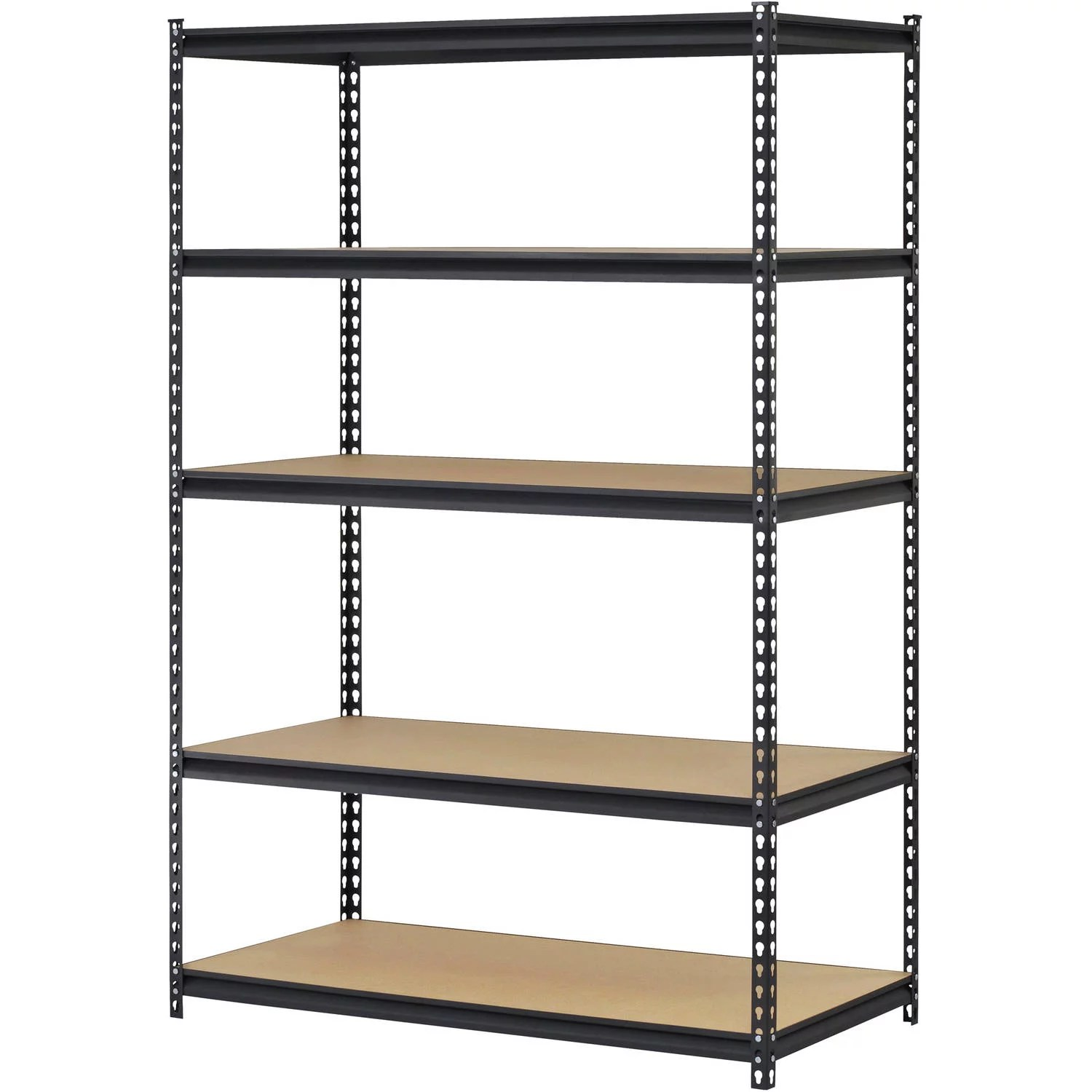 Storage Racks Plano 5 Shelf 36in X 18in X 73 75in Storage Shelving Organizer