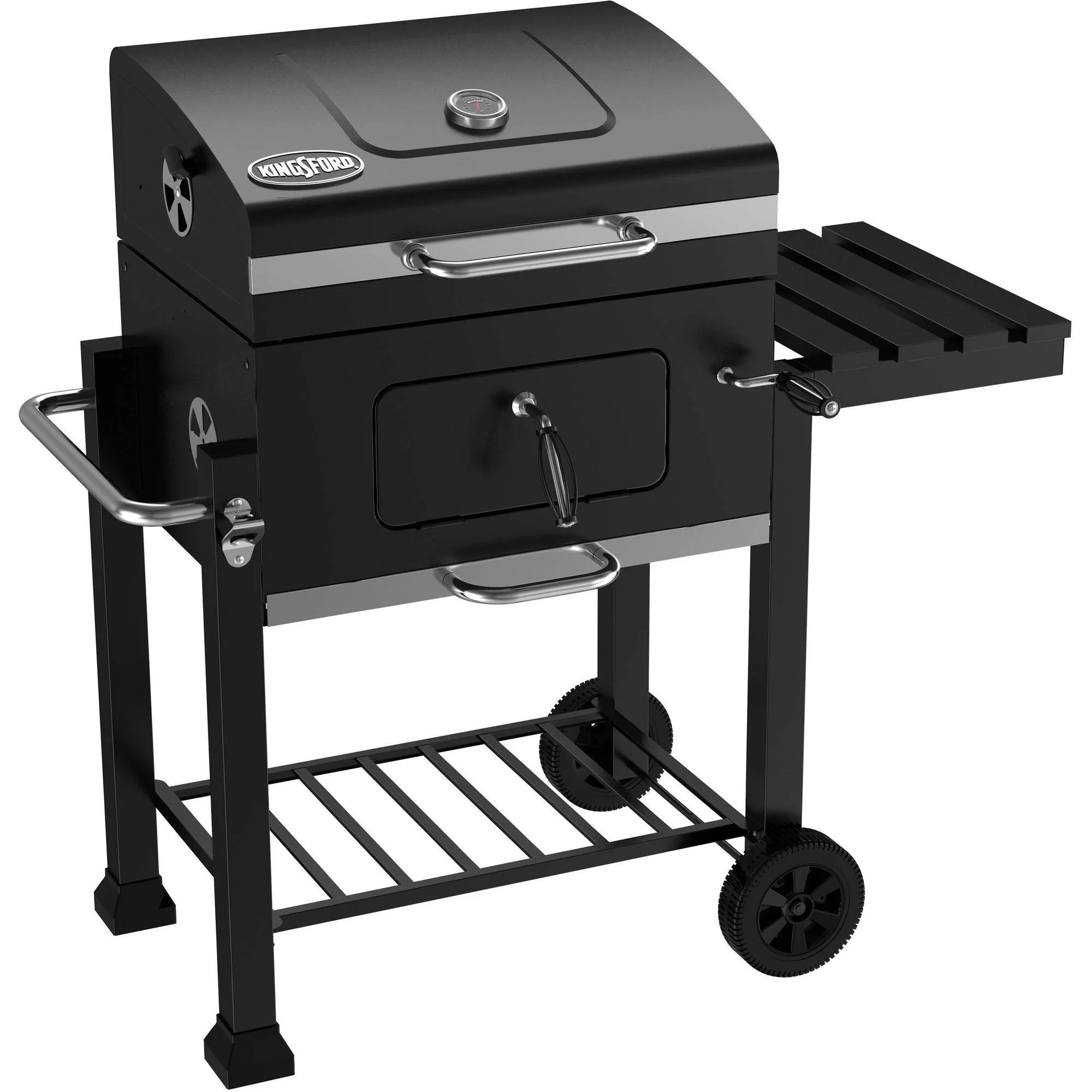 Charcoal For Bbq 24 Quot Charcoal Grill Kingsford Bbq Backyard Side Table