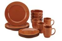 Gibson Home Soho Lounge Square 16-Piece Dinnerware Set ...