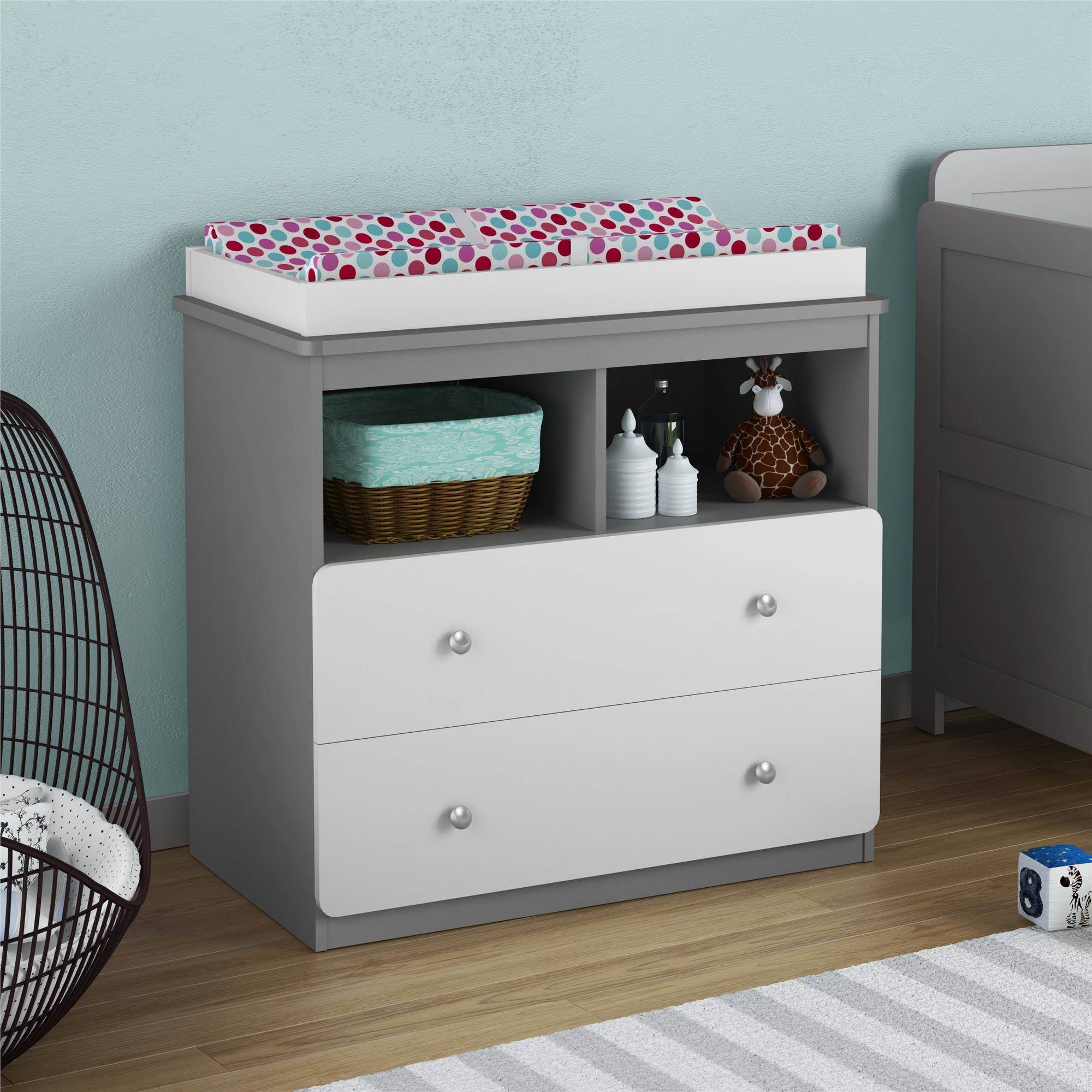Changing Table Chest Of Drawers Cosco Willow Lake Changing Table Espresso