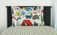 Mainstays Kids Camping Bed in a Bag Bedding Set - Best ...