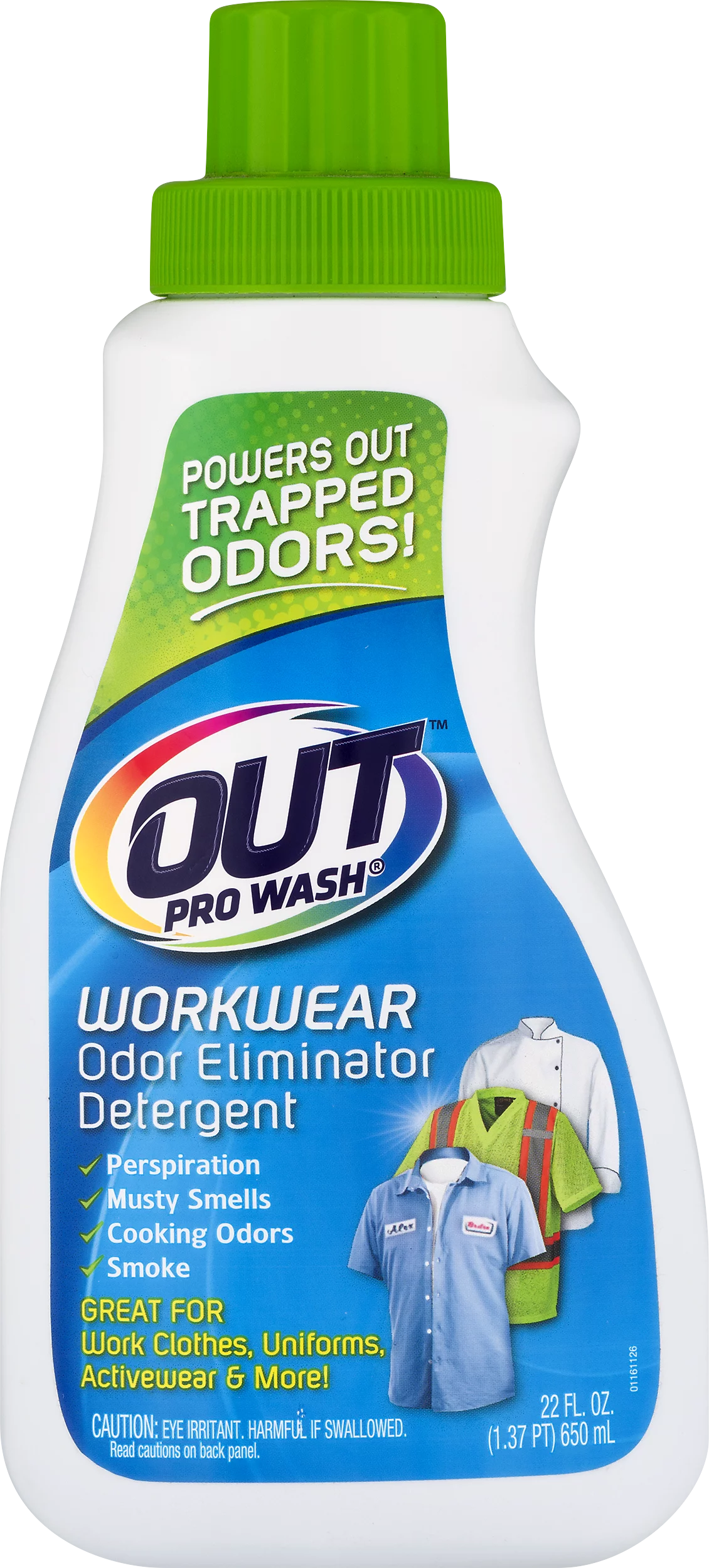 How To Get Urine Smell Out Of Clothes Out Prowash Workwear Odor Eliminator Detergent 22 Fl Oz