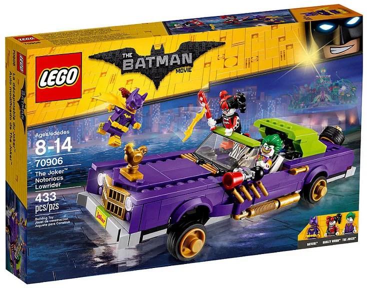 The Lego Batman Movie The Joker Notorious Lowrider