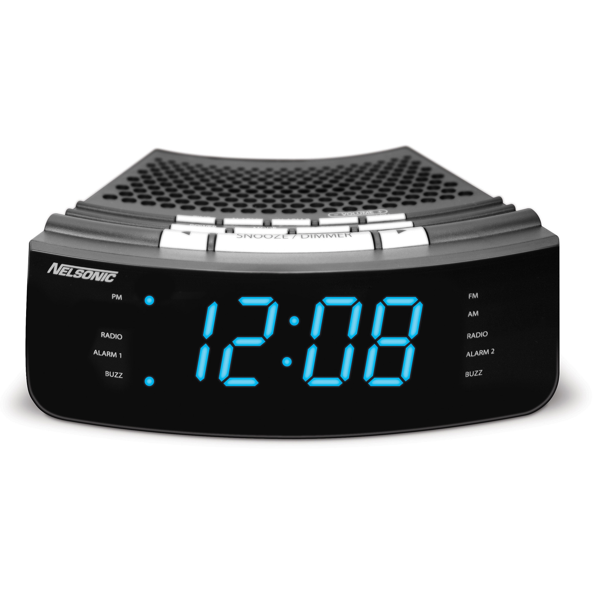 Digital Clock For Sale Ns Blue Led Clock Radio With Digital Tuner