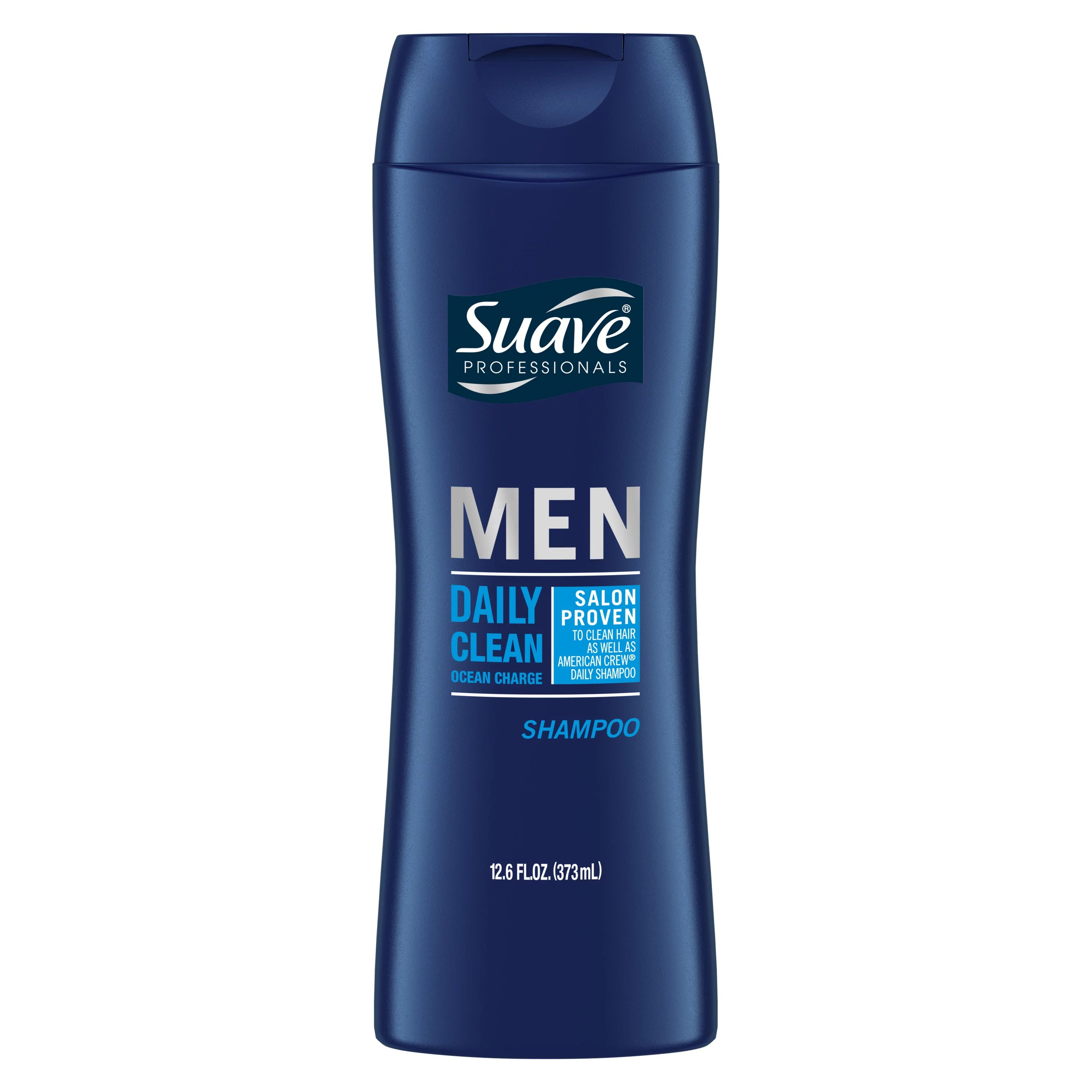 Well Shampoo Suave Men Daily Clean Ocean Charge Shampoo 12 6 Oz