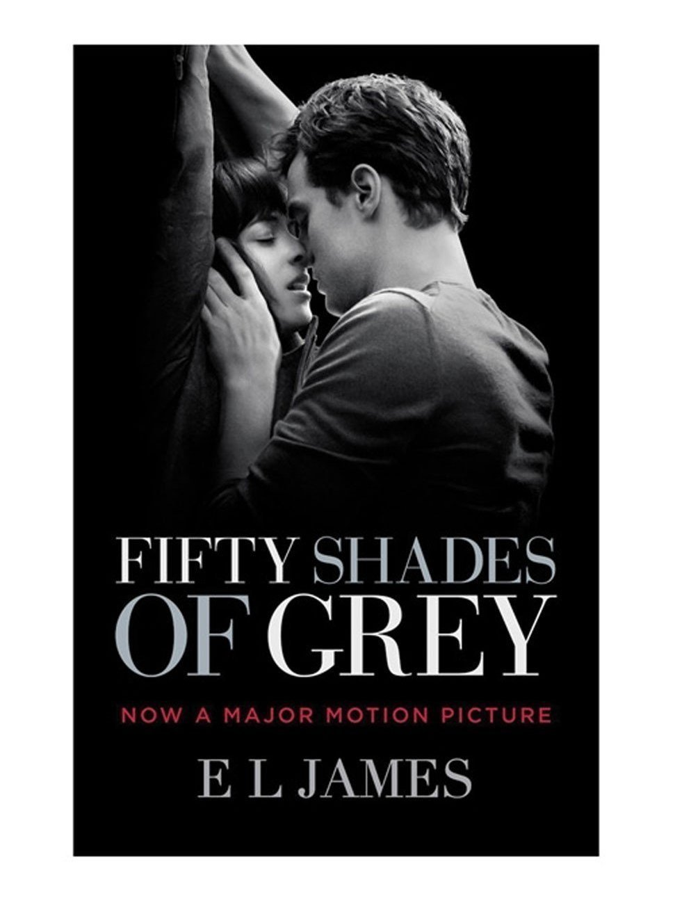 Shads Of Gray El Rh2073 Fifty Shades Of Grey Book Movie Cover O S As Shown