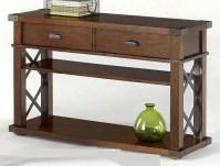 2-Drawer Sofa Table - Walmart.com