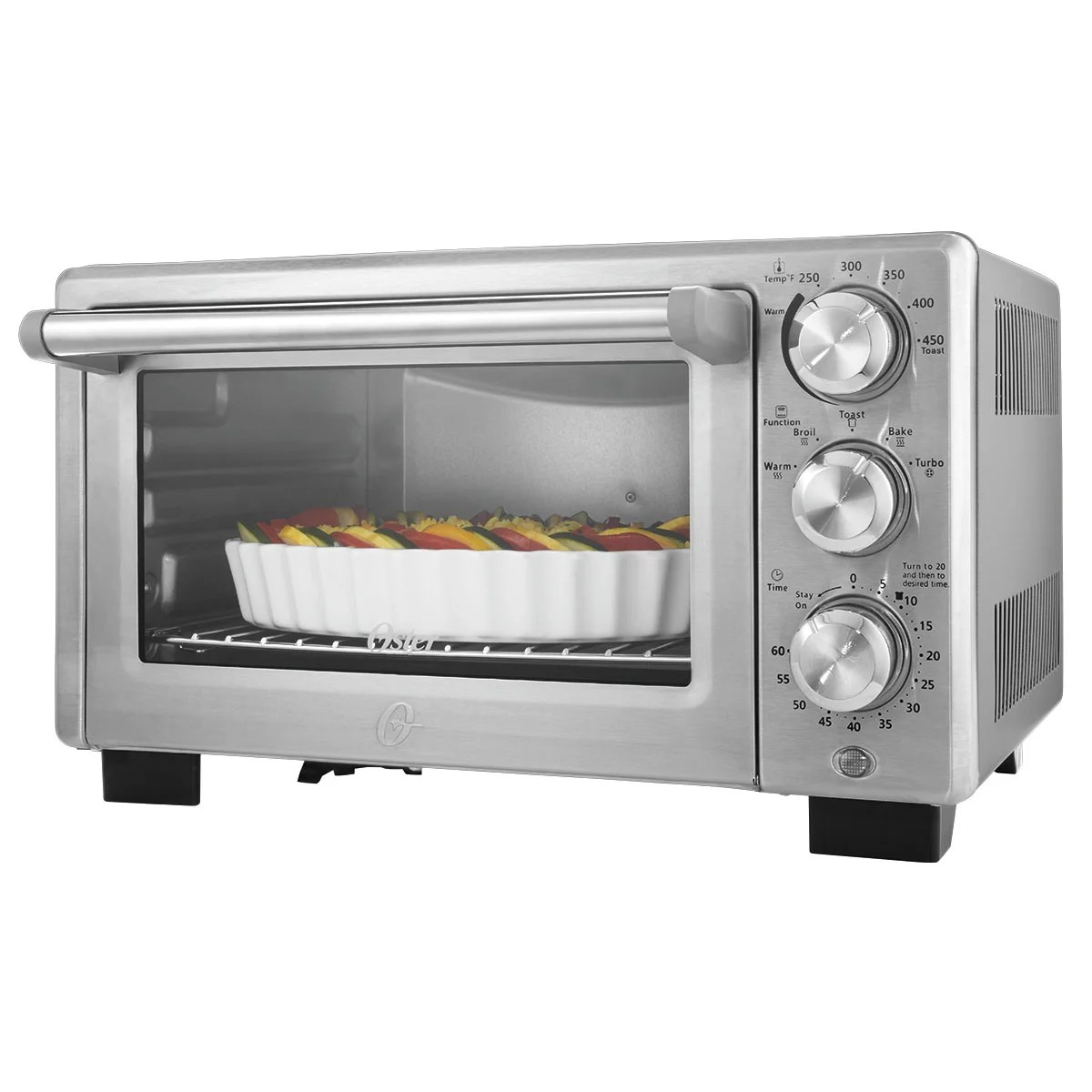 Oster Convection Countertop Oven Reviews Oster Designed For Life Convection Toaster Oven Tssttvdfl2