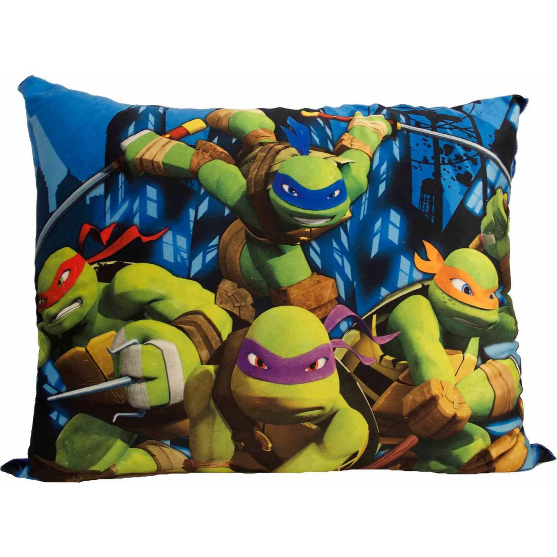 Teenage Mutant Ninja Turtles Bed Pillow