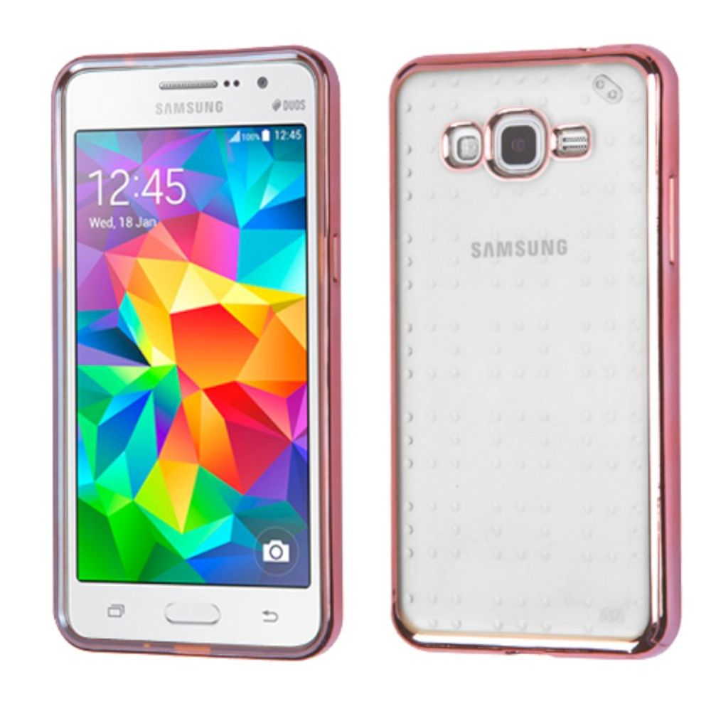 Mobile Samsung Samsung Galaxy Grand Prime Phone Case By Insten Rubber Case For Samsung Galaxy Grand Prime Case Cover