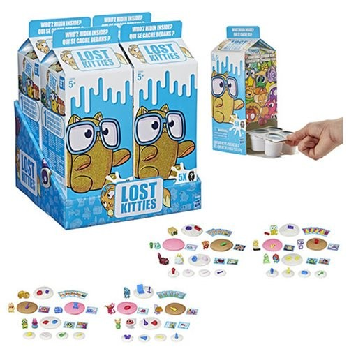 Who Wants This Lost Kitties Blind Box Multipack