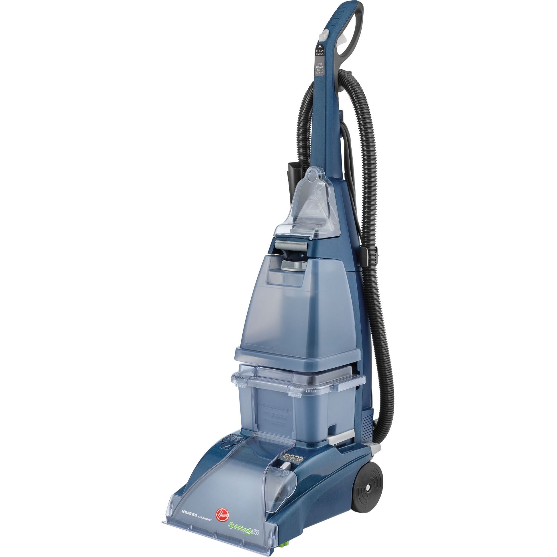 Carpet Cleaning Vacuum Hoover Steamvac Spinscrub With Cleansurge Carpet Cleaner F5915905