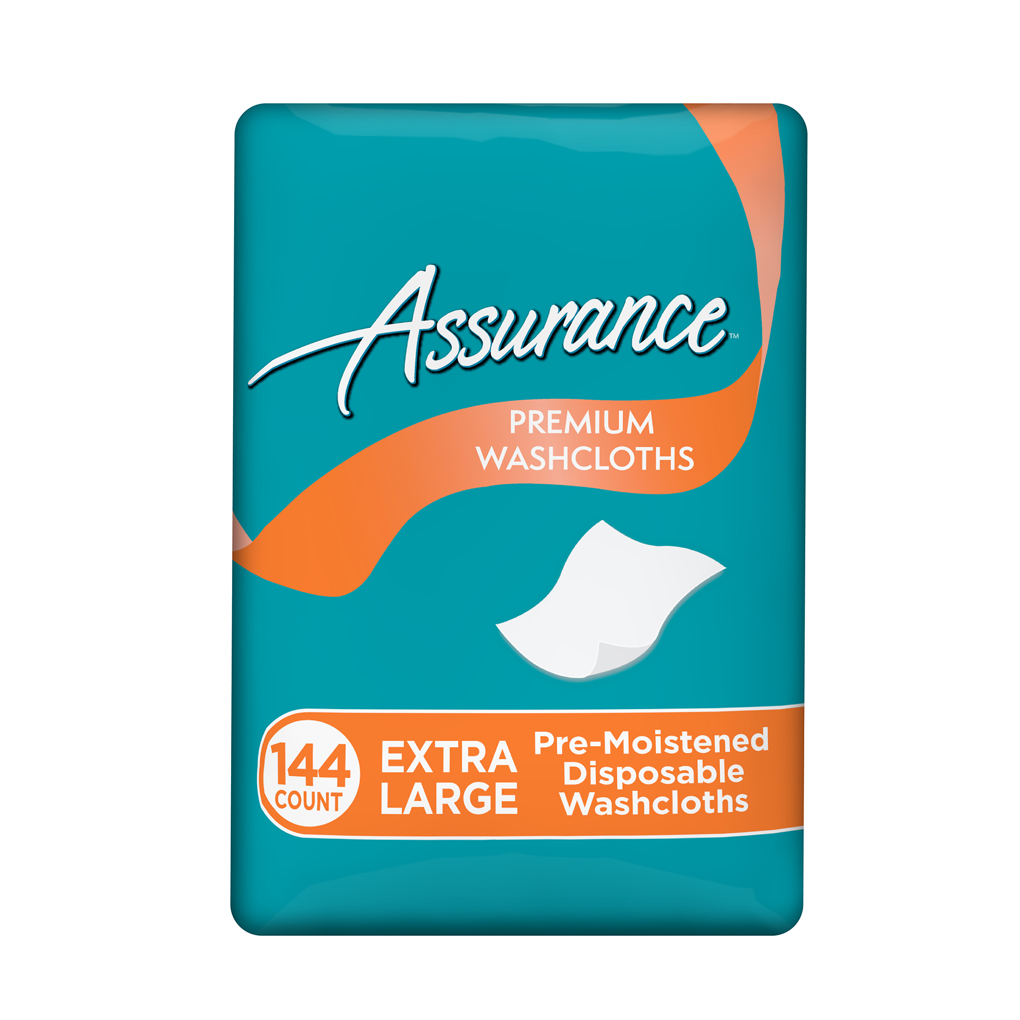Assurance Garage Location Assurance Premium Extra Large Disposable Washcloths Xl 144 Ct