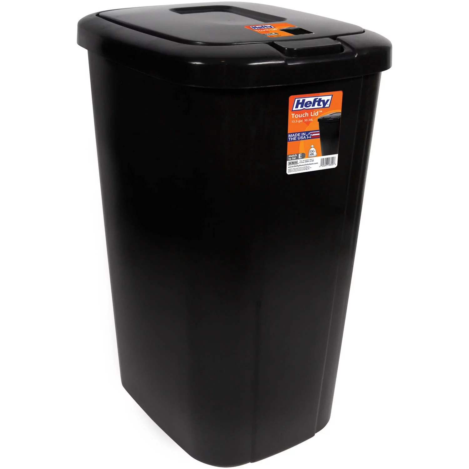 Garbage Bins Walmart Rubbermaid Brute 32 Gallon Trash Can With Lid Grey