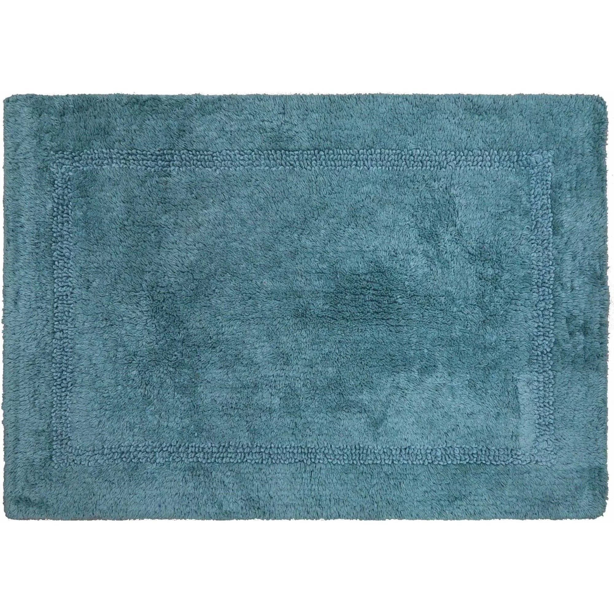 Machine Wash Rugs Better Homes Gardens Cotton Reversible Bath Rug 1 Each