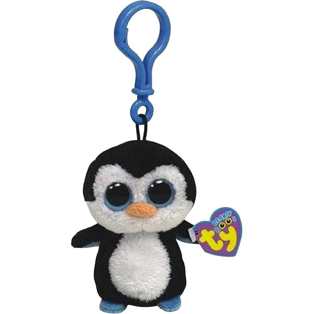 Waddles Penguin Beanie Boo Clip Stuffed Animal By Ty 36505 Walmart Com Walmart Com