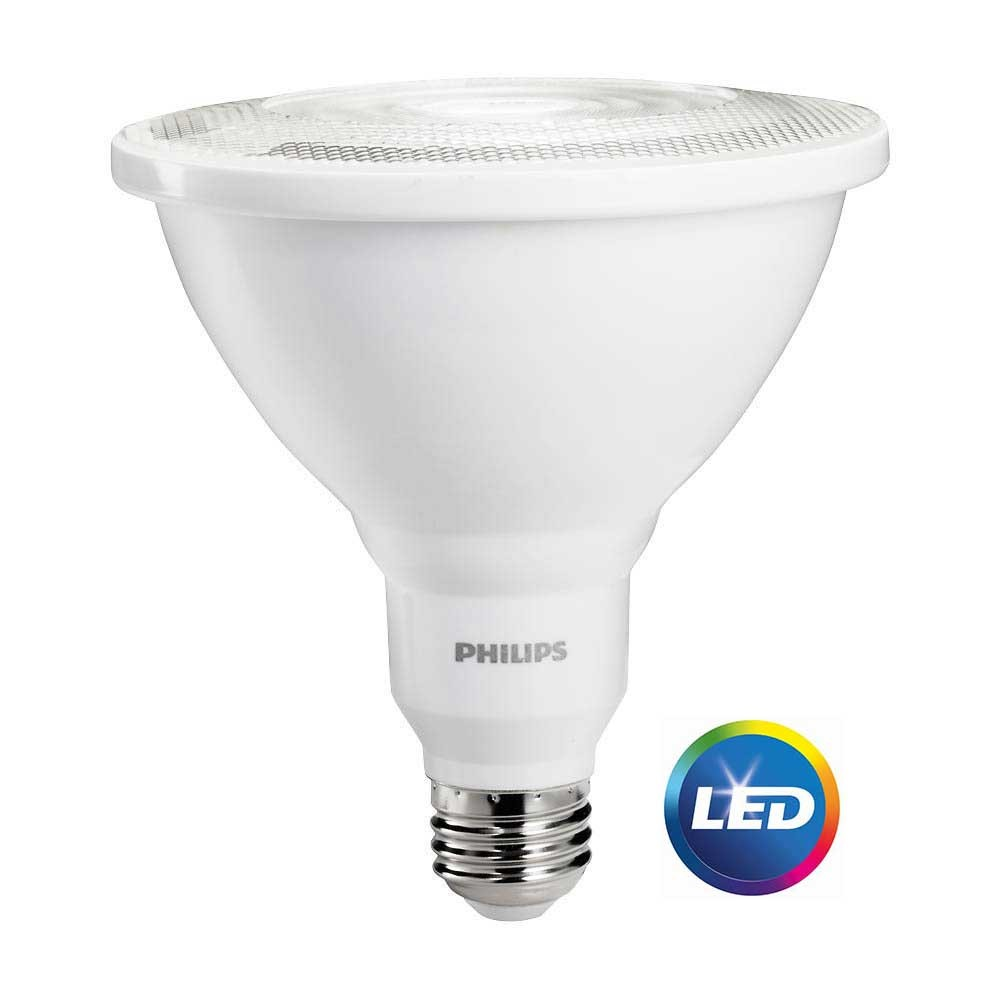 Bright Light Philips Philips Led Dimmable Flood Light Bulb Par38 Bright White 100 We