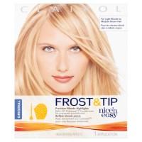 frost n tip hair color clairol nice n easy frost tip hair ...
