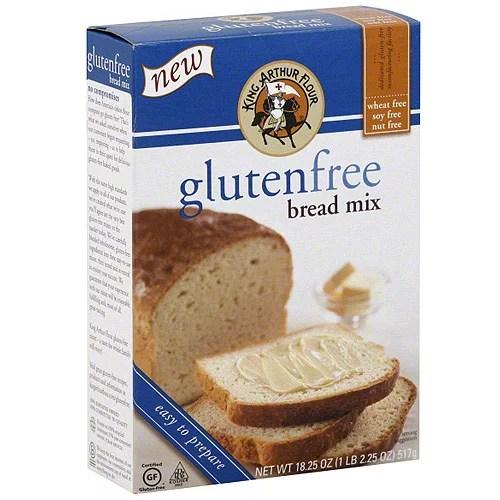 King Arthur Flour Gluten-Free Bread Mix, 18 oz (Pack of 6) - Walmart.com