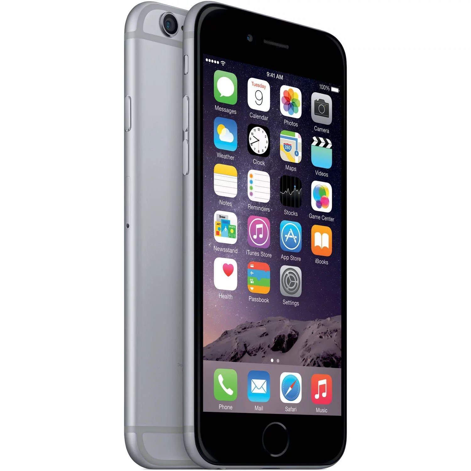 Iphone 6 32gb Straight Talk Prepaid Apple Iphone 6 32gb Space Gray