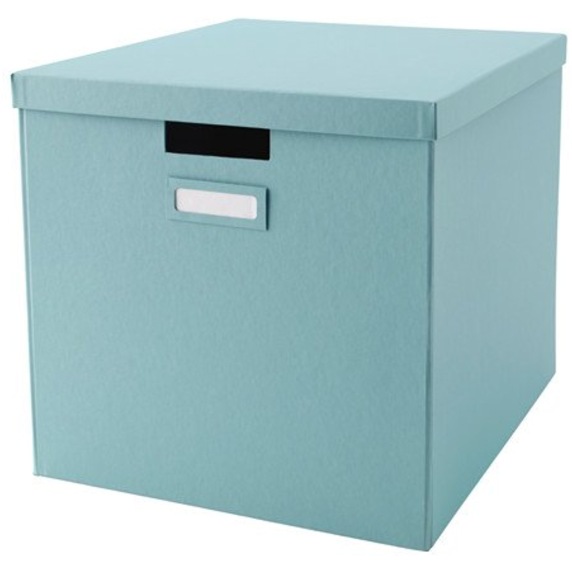 Ikea Box Holder Ikea Storage Box With Lid Light Blue 14214 81123 186