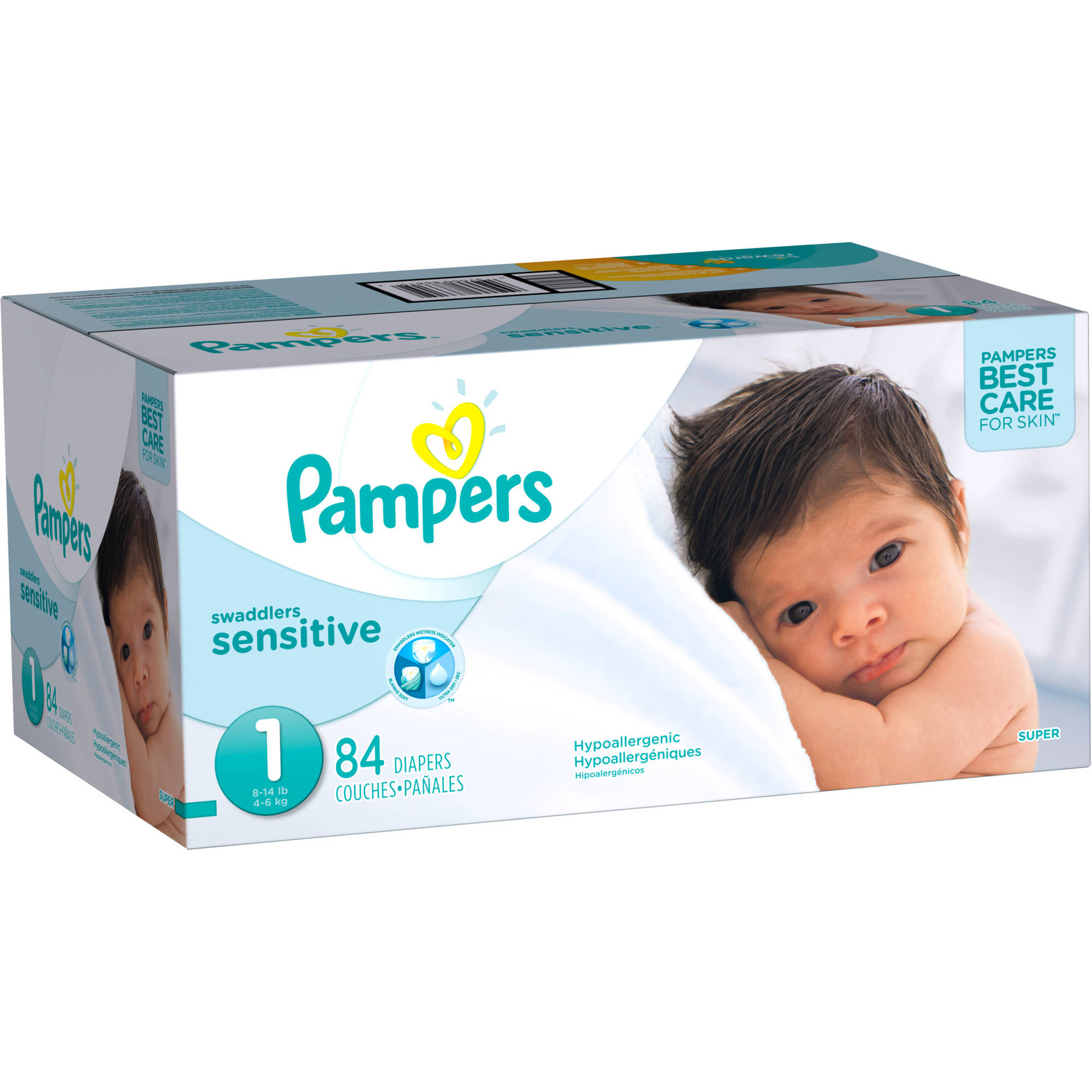 Couches Pampers Nouveau Né Pampers