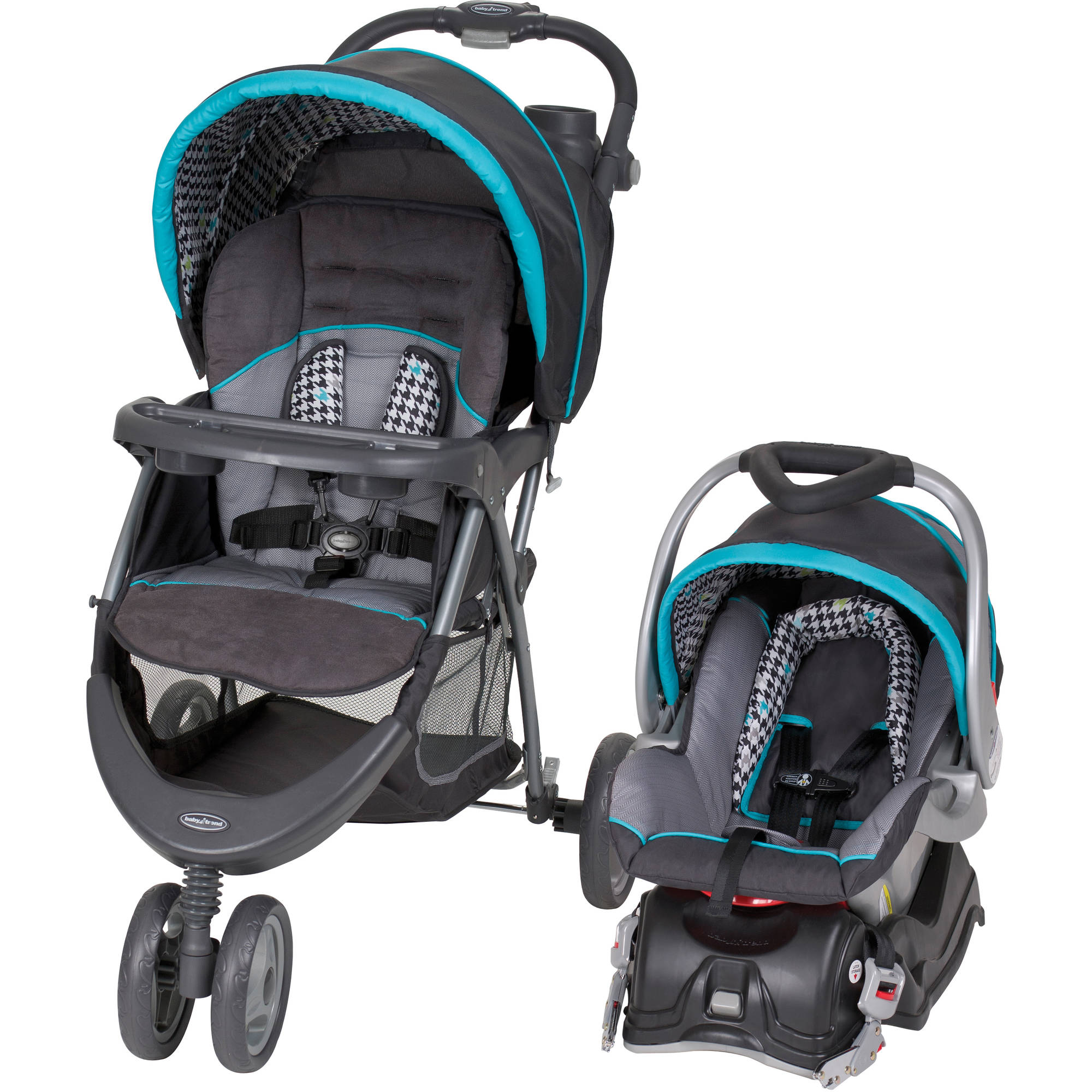 Baby Trend Stroller Car Seat Set Baby Trend Ez Ride 5 Travel System Stroller And Infant Car