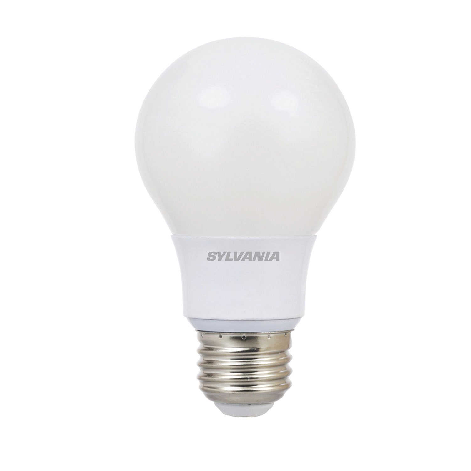 40 Watt Led Sylvania Ultra A19 40w 120v E26 Base Dimmable Daylight 5000k Led Light Bulb