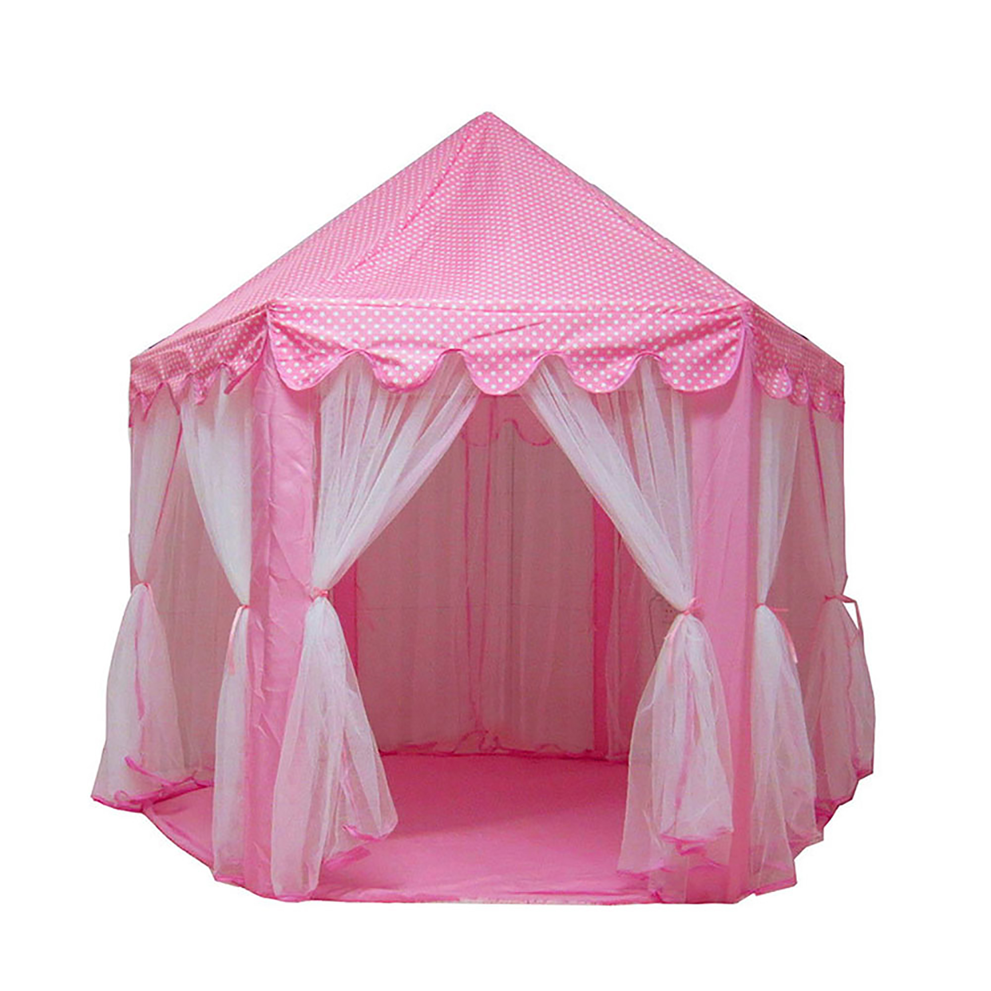 Kids Play Tent Tents For Girls Princess Castle Play House Large Outdoor Kids Play Tent For Girls Pink