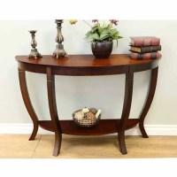 Home Craft Lewis Wood Sofa Table - Walmart.com
