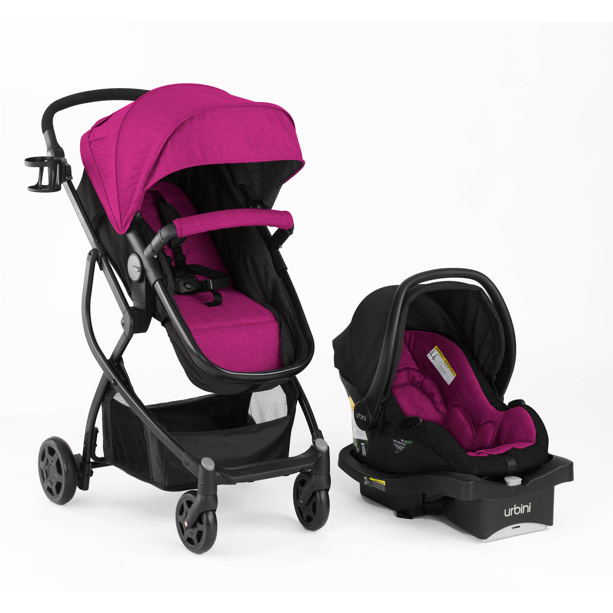 Top Lightweight Travel System Strollers Urbini Omni Plus 3 In 1 Travel System Special Edition