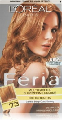 L'Oreal Paris Feria Multi-Faceted Shimmering Color, Dark ...