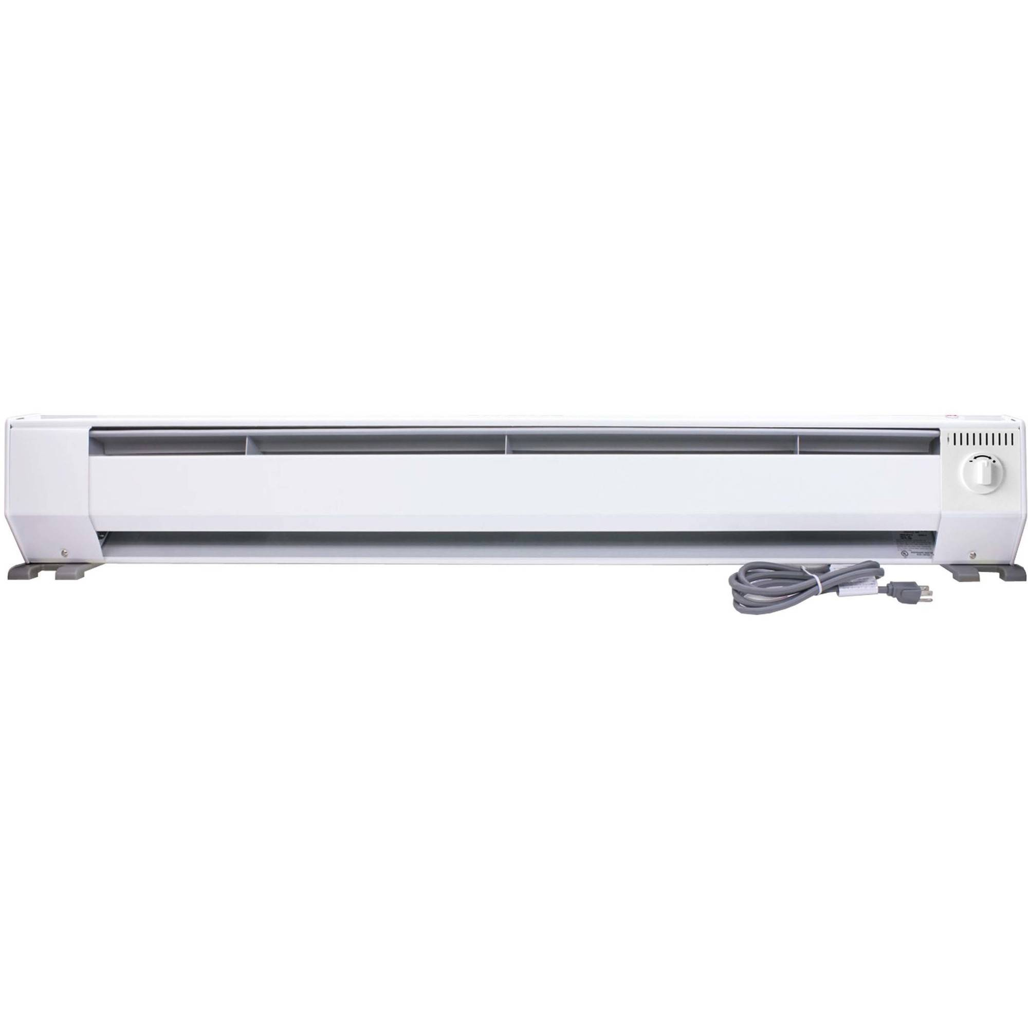Dimplex Pc6025w31 King 4 Portable Electric Baseboard Heater White