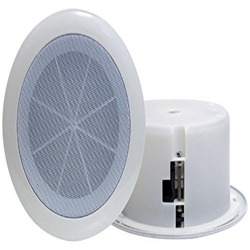 Pyle Home Pdics6 65 Inch Full Range In Ceiling Flush