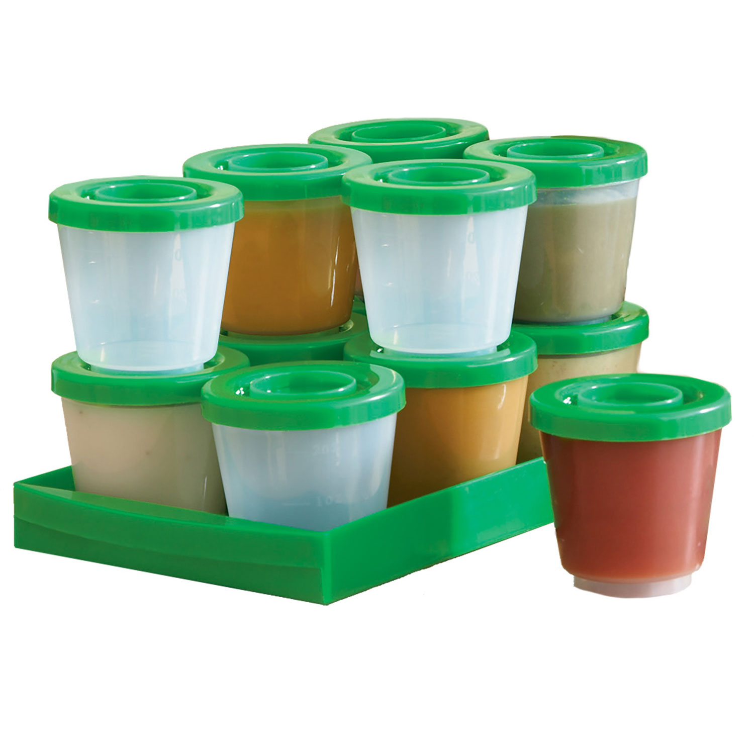 One Step Ahead Baby Food Containers Safe For Freezer