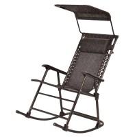 1PC Folding Rocking Chair Rocker Outdoor Patio Furniture ...