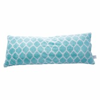 Your Zone Trellis Patterned Body Pillow - Walmart.com