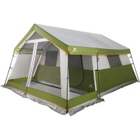 Ozark Trail 8-Person Family Cabin Tent with Screen Porch ...