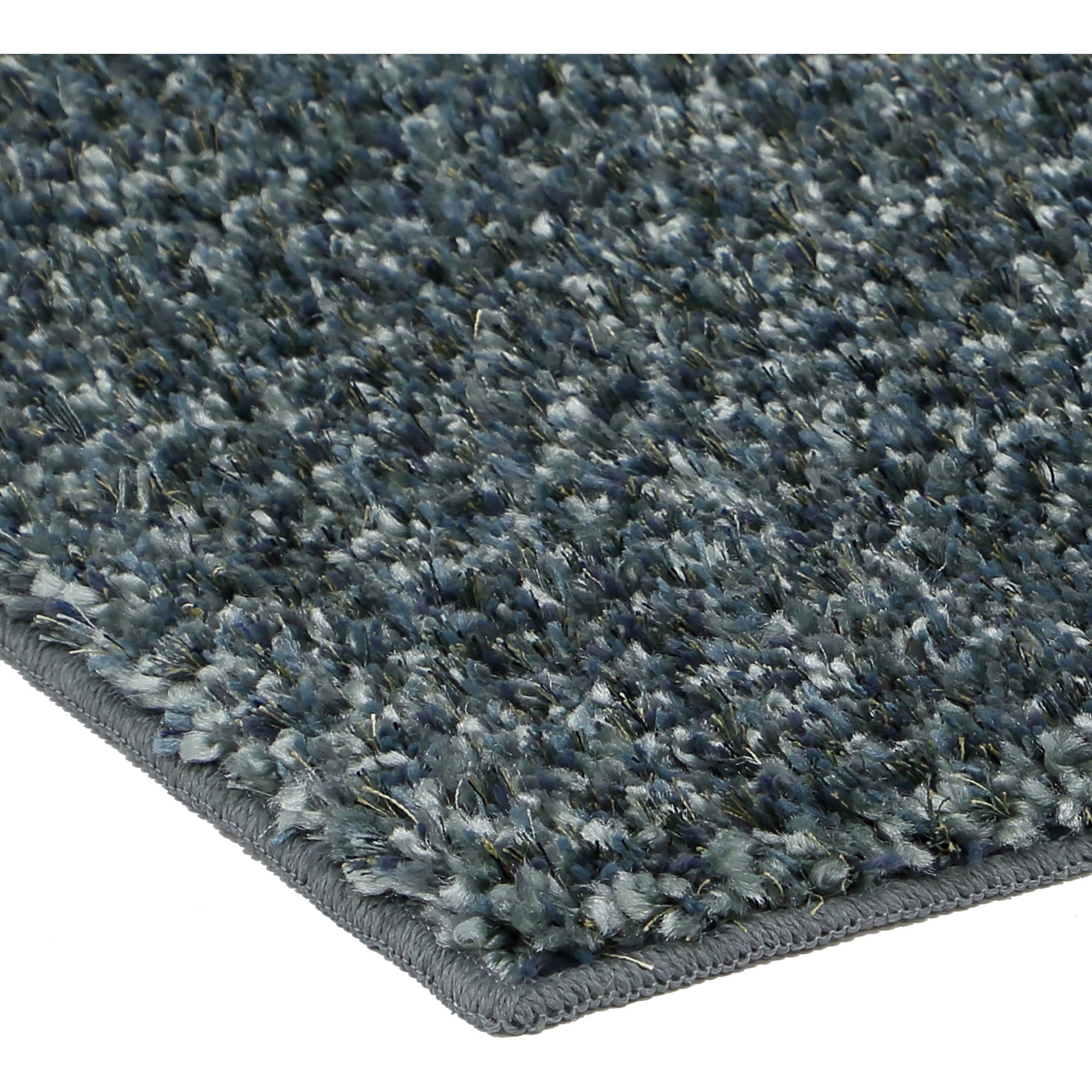 Sha Rug Mohawk Home Eyelash Blue Shag Rug Multiple Sizes