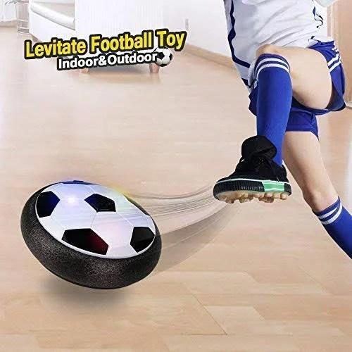 Soccer Disk Kids Toys Hover Soccer Ball Gift Football Disk