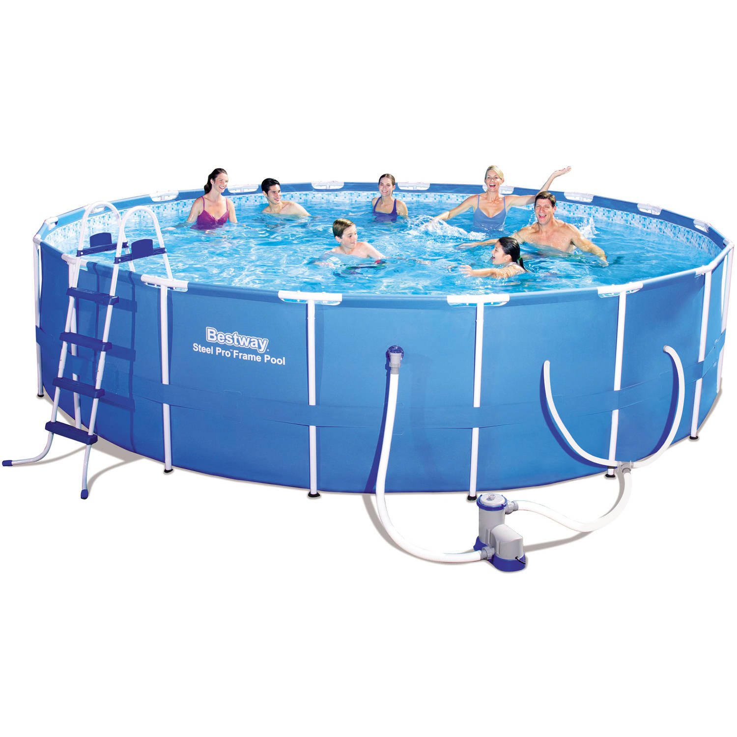 Bestway Pool Zubehör Abdeckplane Bestway Steel Pro Frame Pool Set 18 X 48 On Popscreen