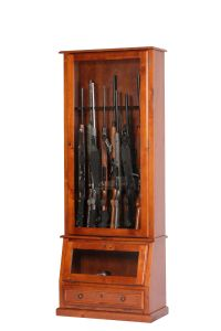 American Furniture Classics Rifle, Shotgun and Pistol