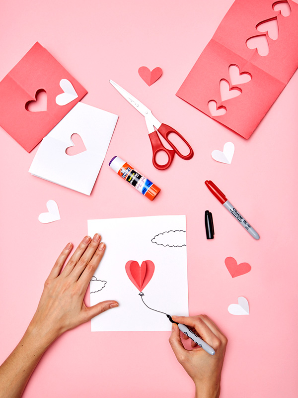 DIY Valentine\u0027s Day Cards for Your Sweetheart - Walmart