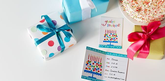 Birthday Shop - Walmart