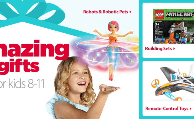 Toys For Boys Girls 8 To 11 Year Olds