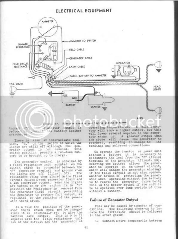 Farmall c Wiring diagram - Yesterday\u0027s Tractors