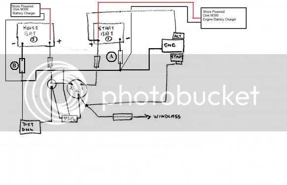 rewiring an schematic