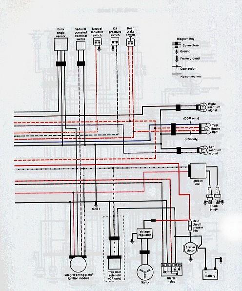 95 883 Hugger Wiring Diagram Wiring Schematic Diagram