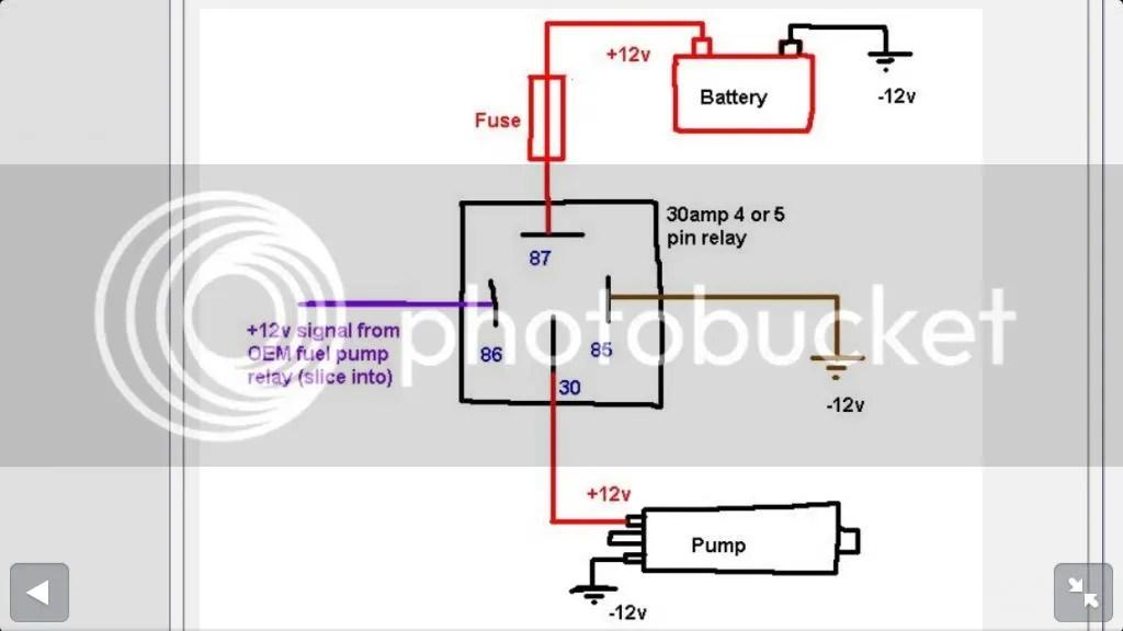 How to hardwire a fuel pump Evo 7 8 9 - Mitsubishi Lancer Register