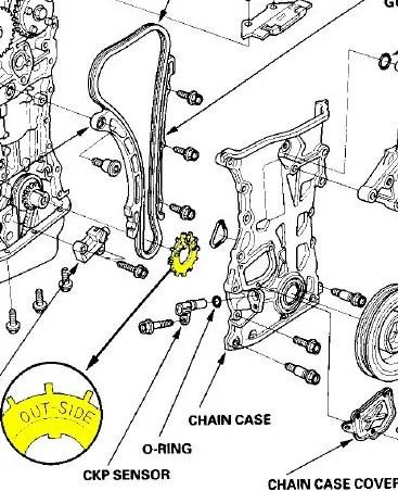Honda K24 Engine Diagram wwwpicturesso